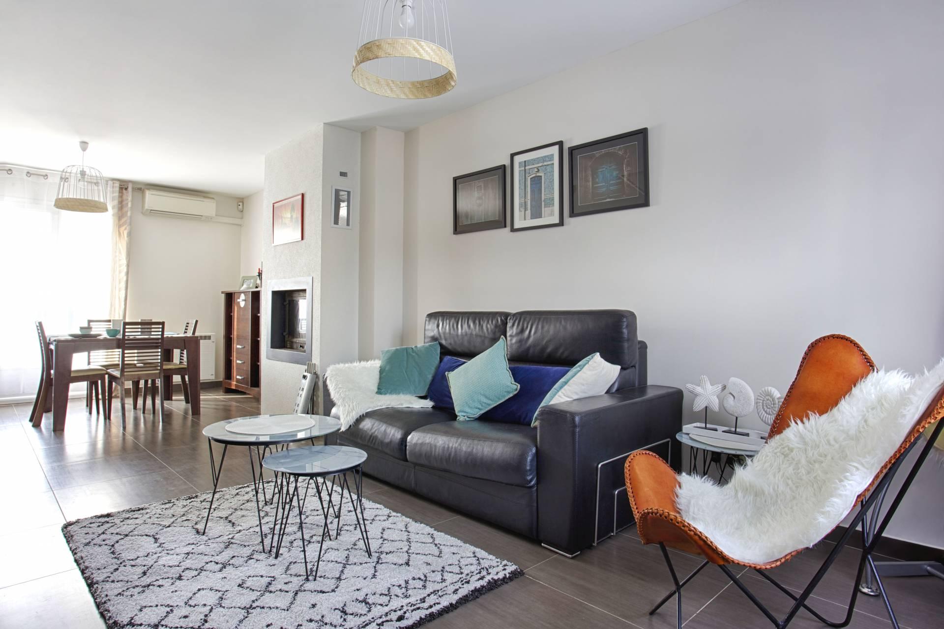 le Home Staging pour les clients des agents immobiliers par BH Déco, Décoratrice UFDI en Essonne 77 91 75
