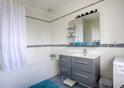 BH-Déco - Sylvie Samain - Home staging - Maison - Vendue - Salle de bain