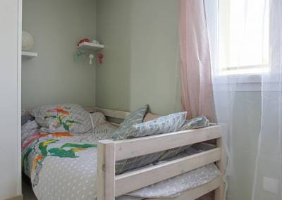 BH-Déco - Sylvie Samain - Home staging - Maison - Vendue - Chambre d'ado rose