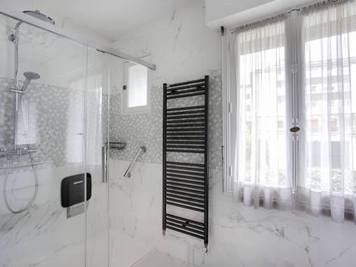 Rénovation de 2 salles de bain à Corbeil Essonne