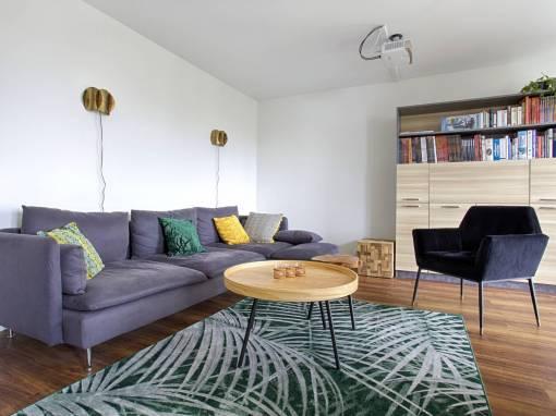 Rénovation et décoration d'un appartement aux Ulis
