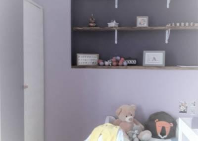 Chambre d'enfant avant, BH-Déco