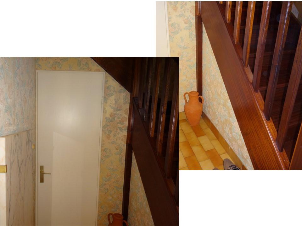 23BH-Déco rénovation décoration salon salle à manger lin bleu bois