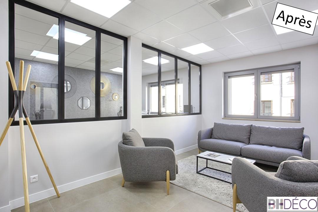 BH-Déco Agencement et décoration bureaux professionnel agence immobilière 10