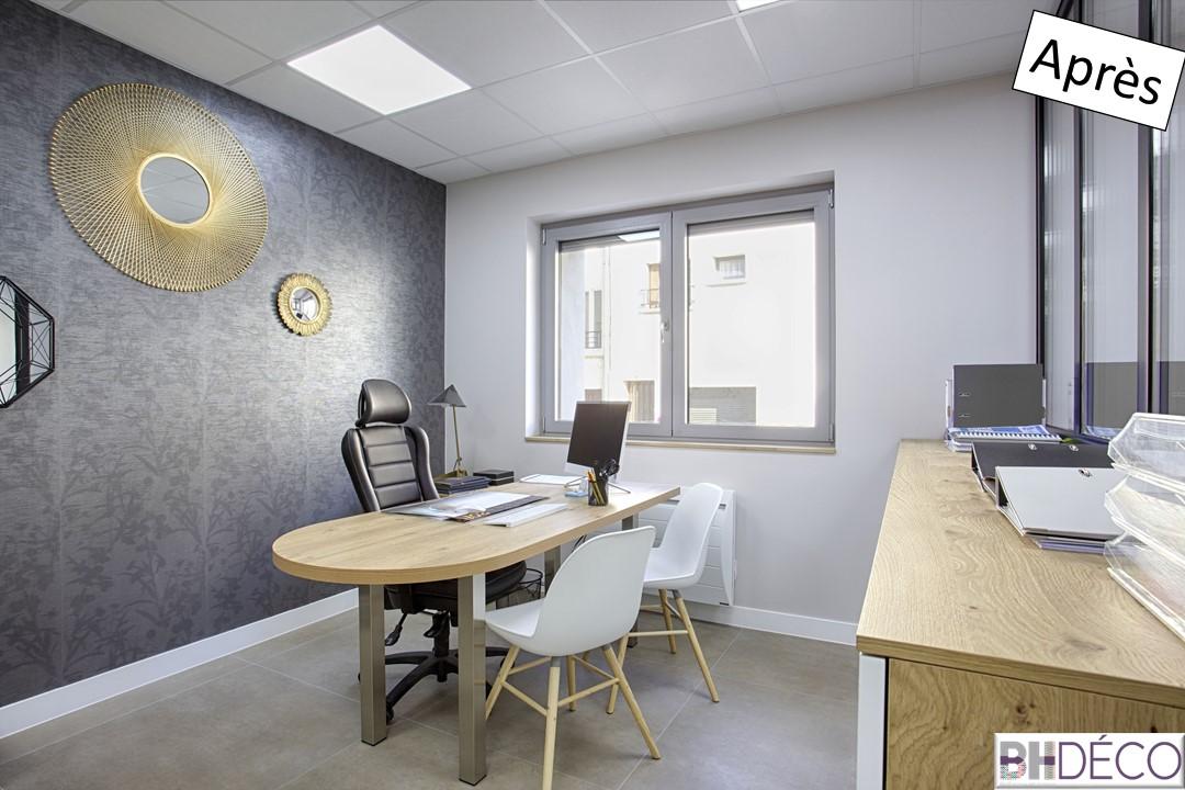 BH-Déco Agencement et décoration bureaux professionnel agence immobilière 11