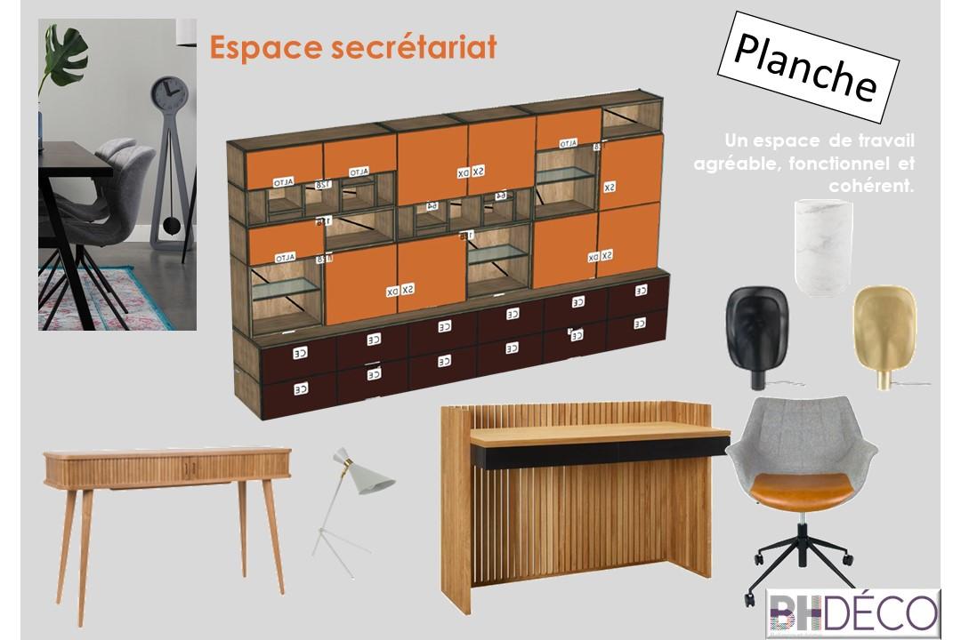 BH-Déco Agencement et décoration bureaux professionnel agence immobilière 12 bis