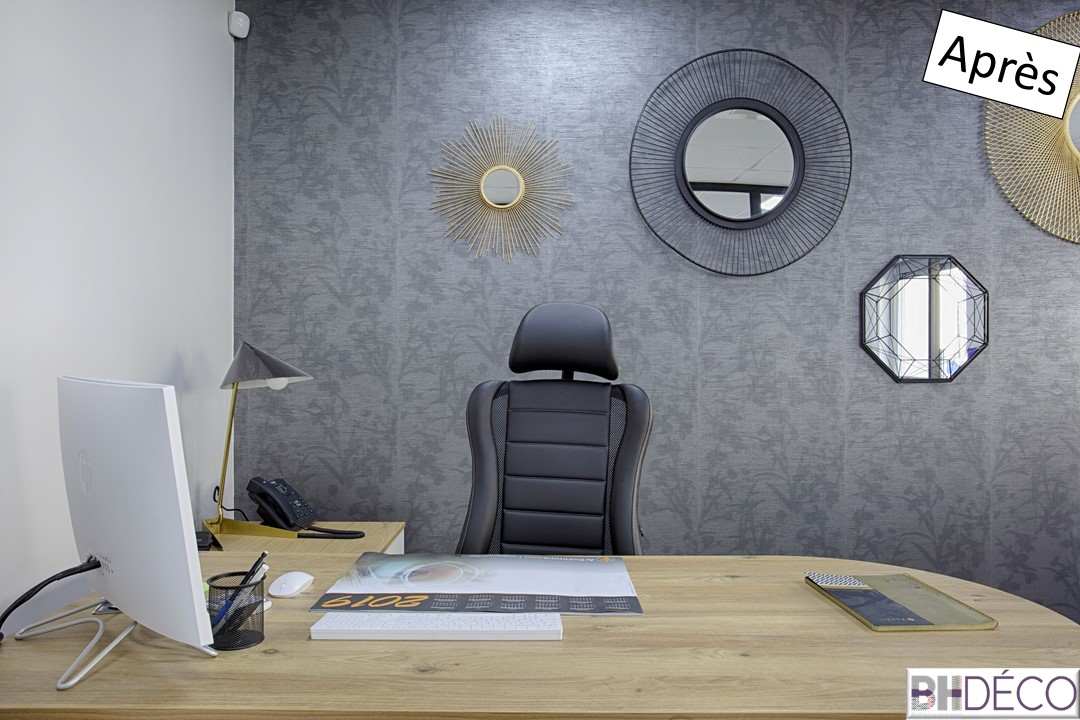 BH-Déco Agencement et décoration bureaux professionnel agence immobilière 12