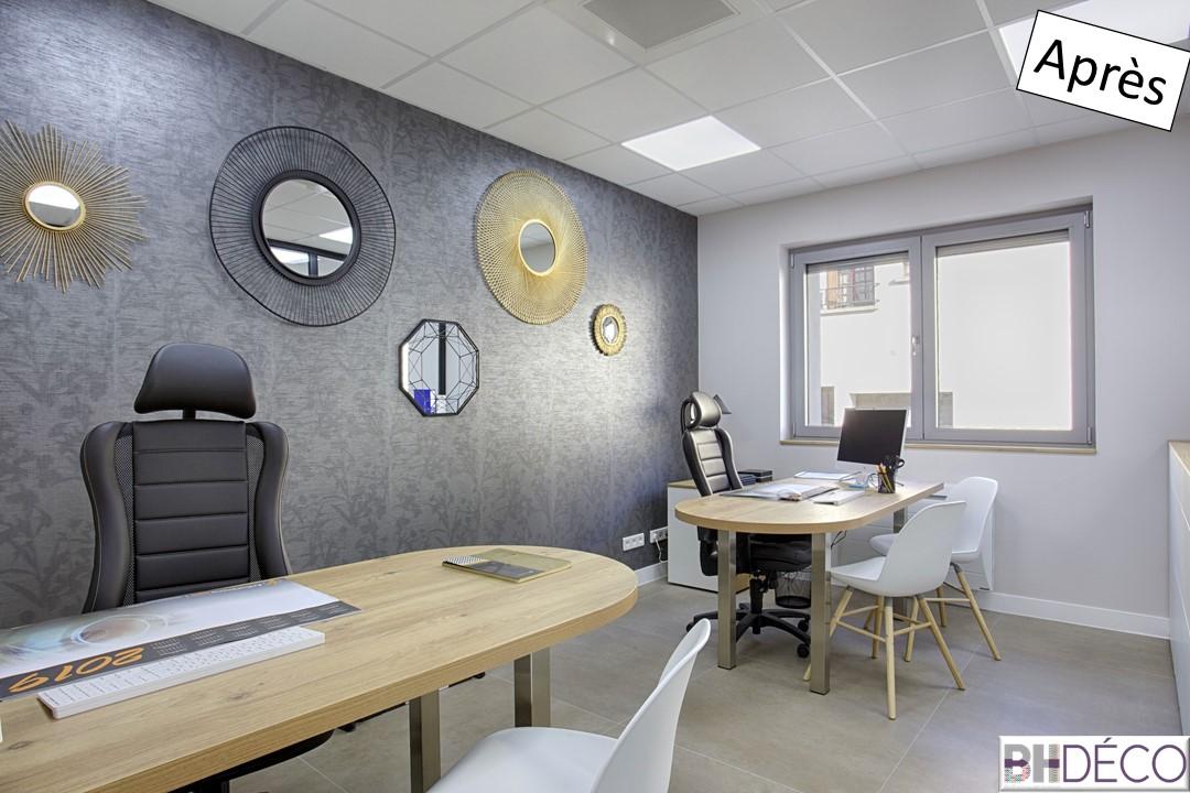 BH-Déco Agencement et décoration bureaux professionnel agence immobilière 13