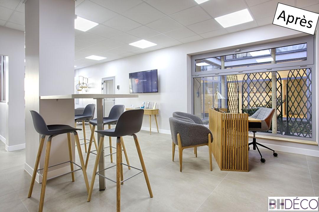 BH-Déco Agencement et décoration bureaux professionnel agence immobilière 14