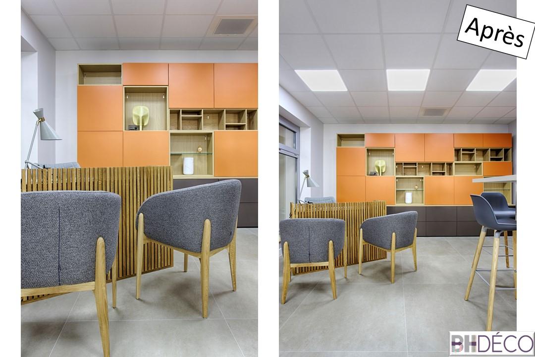 BH-Déco Agencement et décoration bureaux professionnel agence immobilière 16