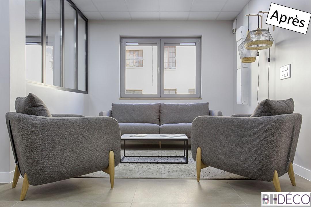 BH-Déco Agencement et décoration bureaux professionnel agence immobilière 7
