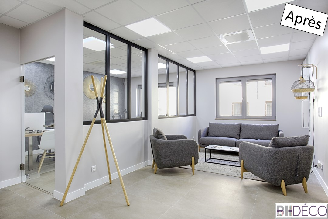 BH-Déco Agencement et décoration bureaux professionnel agence immobilière 9