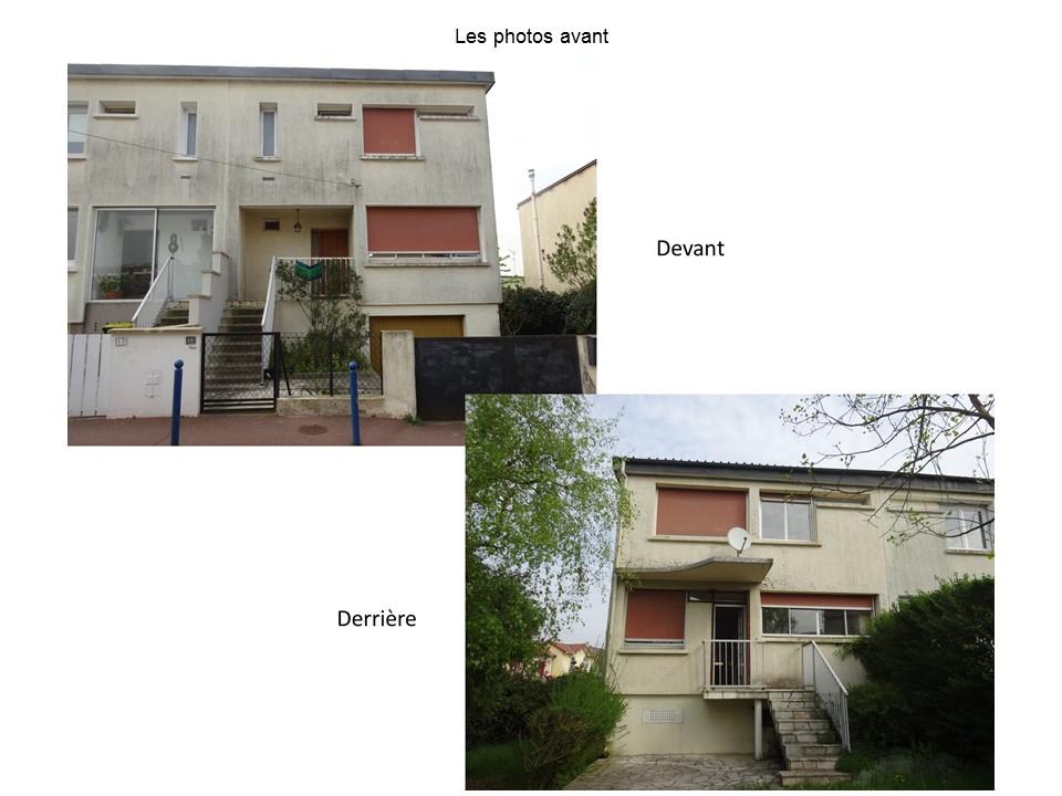 Isolation par l 39 ext rieur d 39 une maison clamart 92 bh for Exterieur d une maison