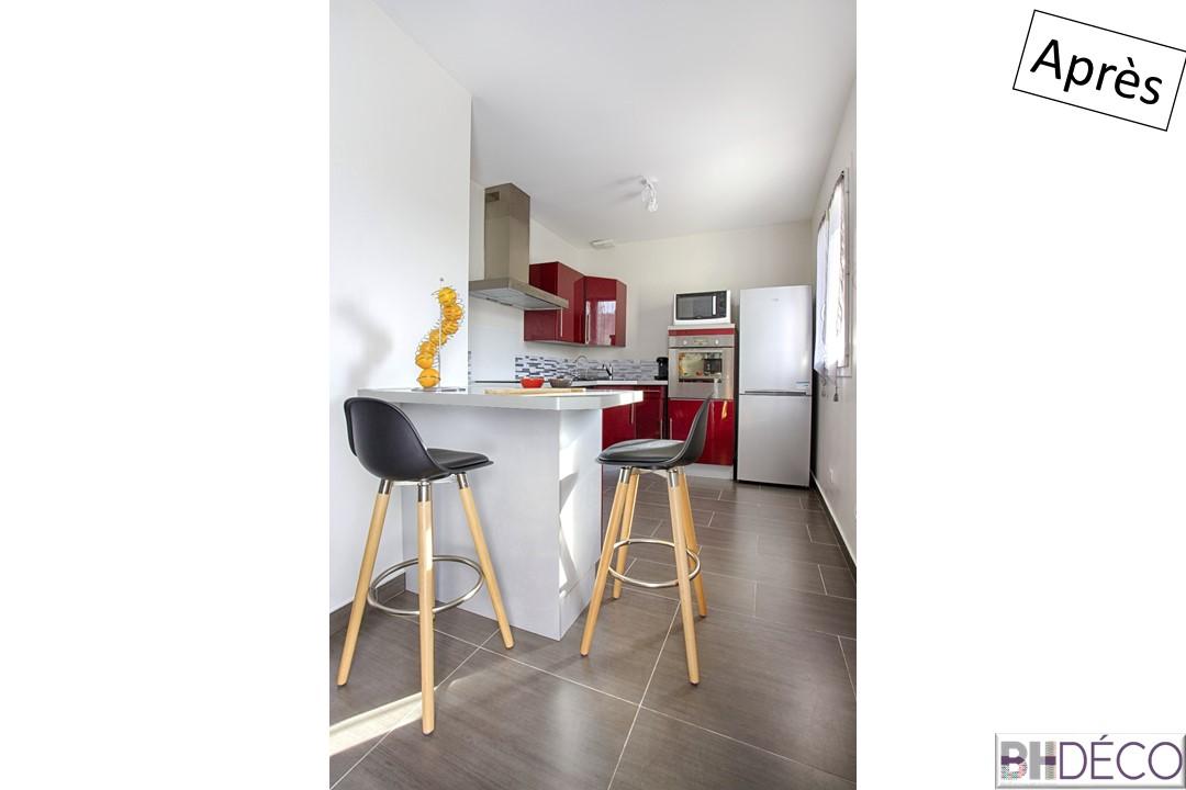 BH-Déco - Home Staging - vendu- -rénovation - Etampes 10