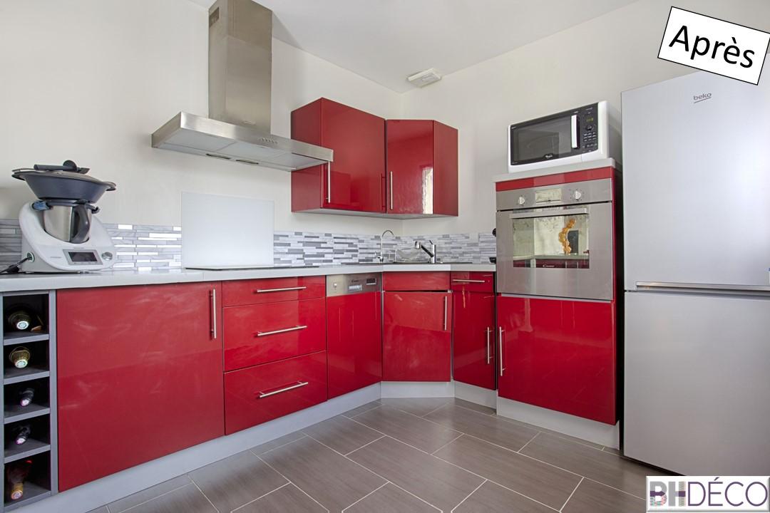 BH-Déco - Home Staging - vendu- -rénovation - Etampes 12