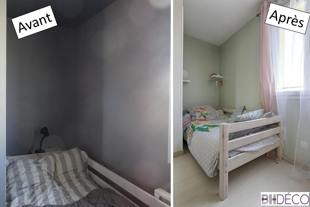 BH-Déco - Home Staging - vendu- -rénovation - Etampes 16