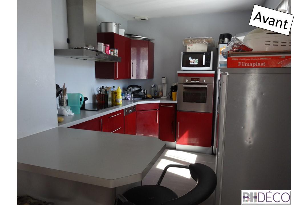 BH-Déco - Home Staging - vendu- -rénovation - Etampes 9