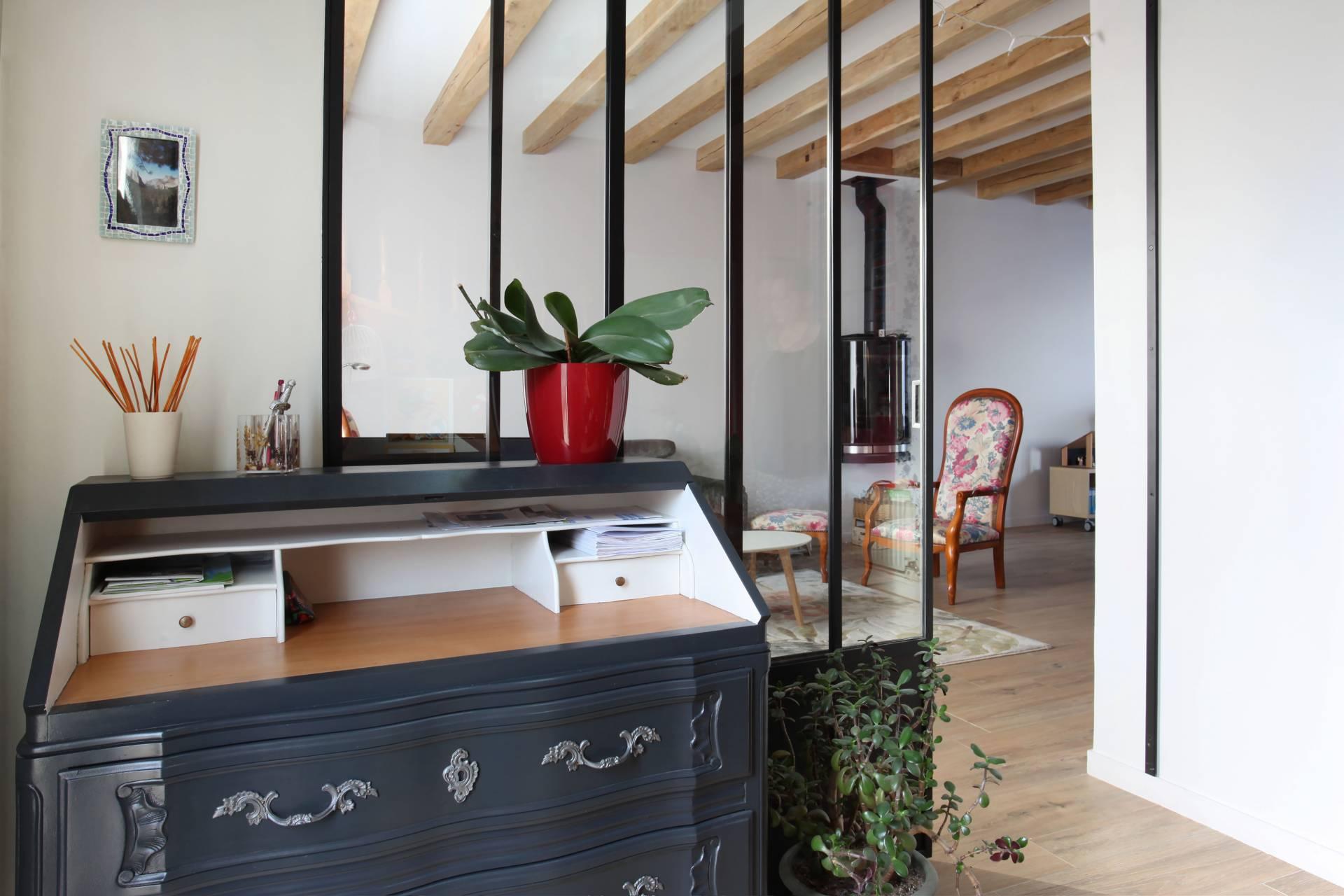 Projet rénovation d'une pièce à vivre à Villebon sur Yvette
