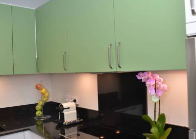 BH-Déco - Sylvie Samain - Rénovation maison accessibilité PMR cuisine aménagée