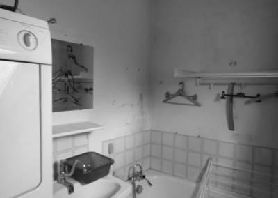BH-Déco - Sylvie Samain - Salle de bain Avant