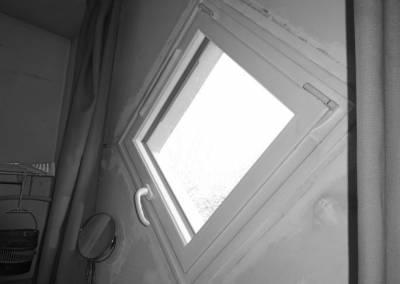 BH-Déco - Sylvie Samain - Salle de bain fenêtre Avant