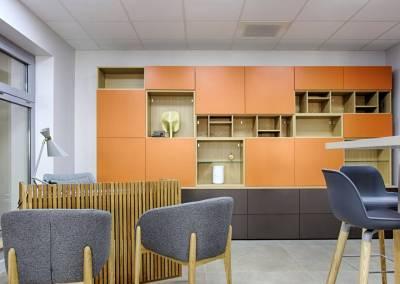 Création et Décoration de l'agence Arthur-Immo à Montlhéry