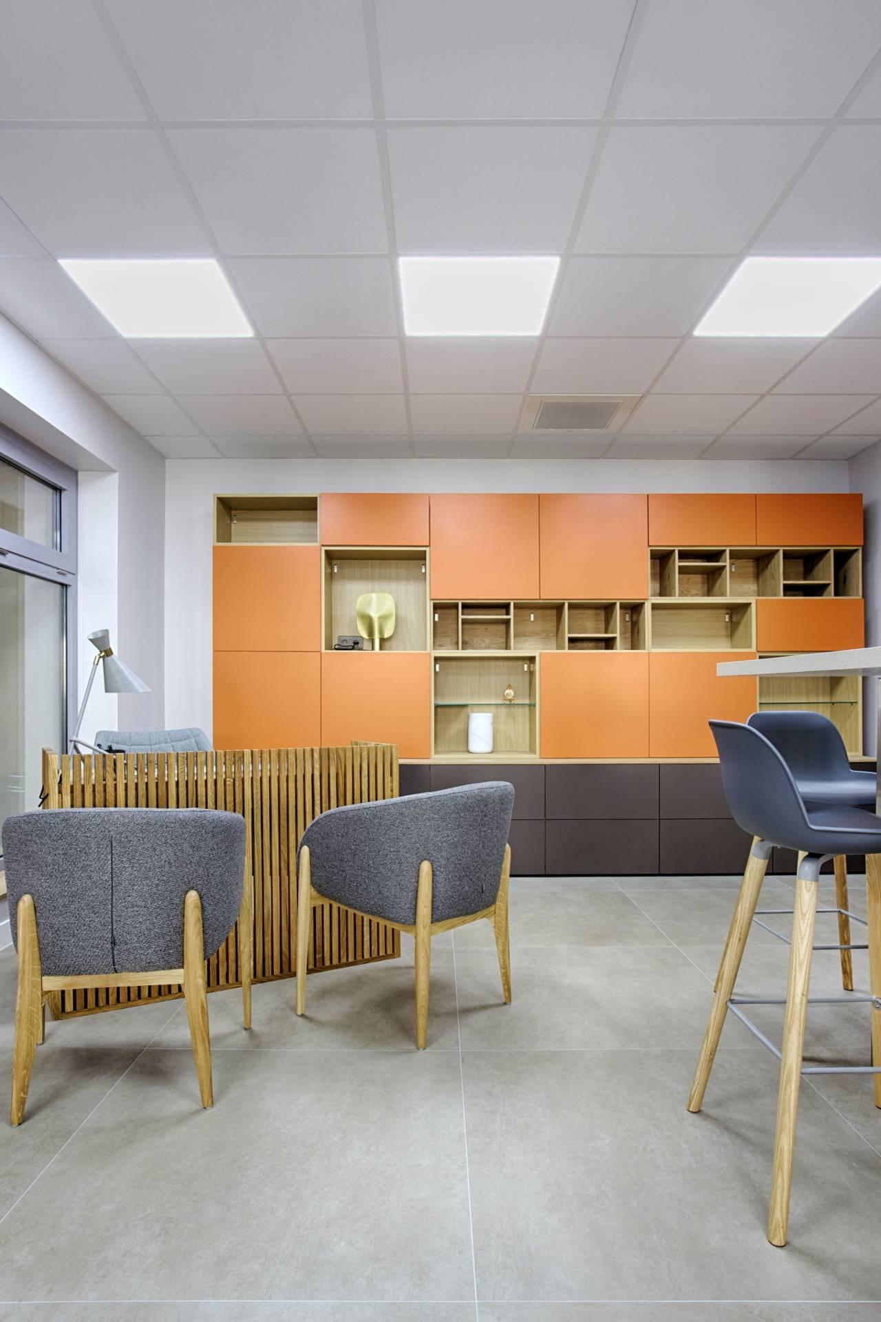Locaux agents immobiliers, des prestations de Décoration par BH Déco, Décoratrice UFDI dans L'Essonne