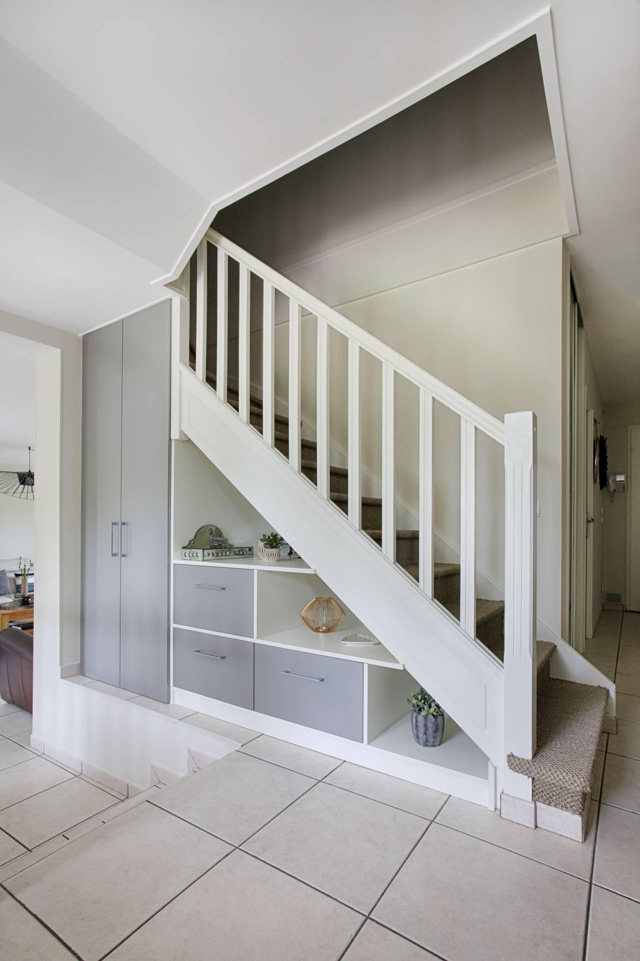 Creer Un Meuble Sous Escalier tous les projets avec escalier | bh déco, décoratrice ufdi 91 77