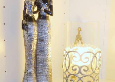 BH-Déco - Sylvie Samain - rénovation complète appartement chambre déco dressing