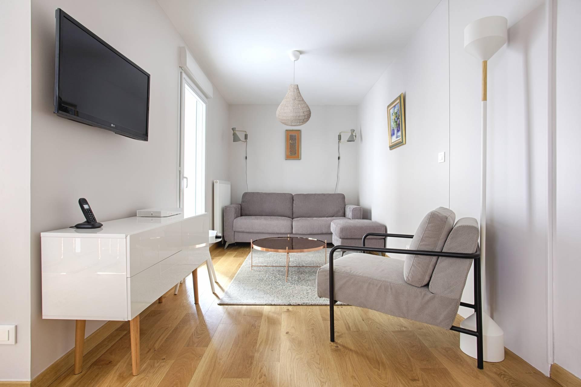 Deco Petit Salon Appartement décoration d'un nouvel appartement à arpajon | bh déco