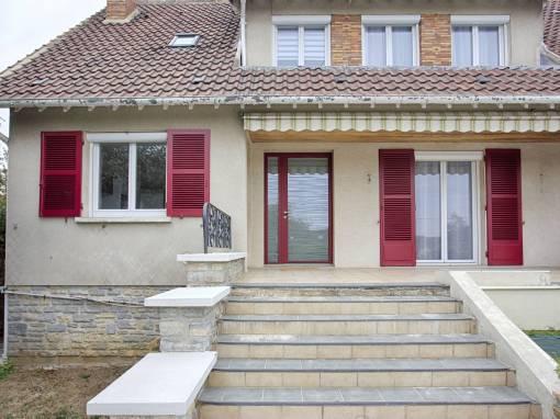 Rénovation complète d'une maison à Livry sur Seine