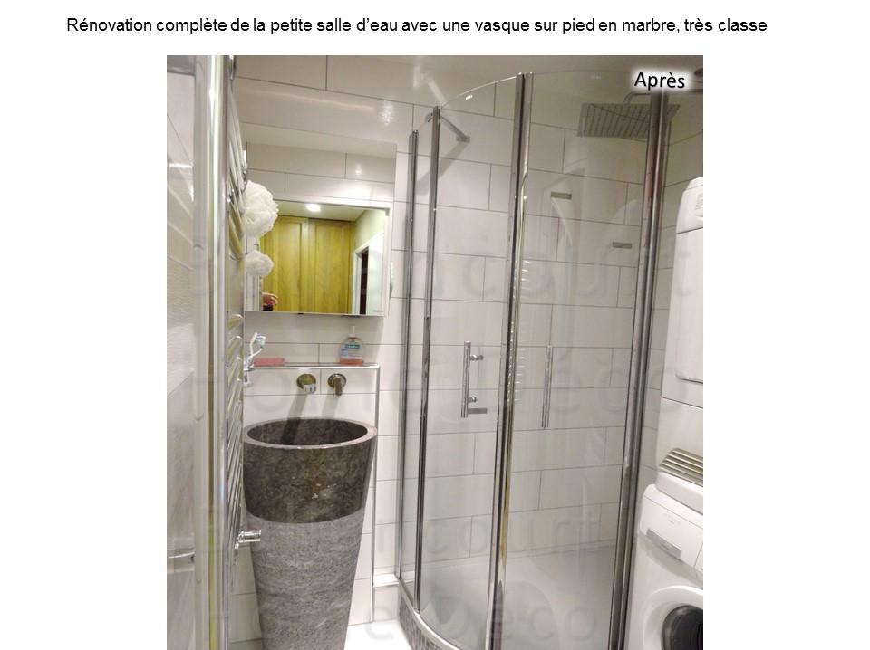 BH Déco décoration salle de bain pierre 17