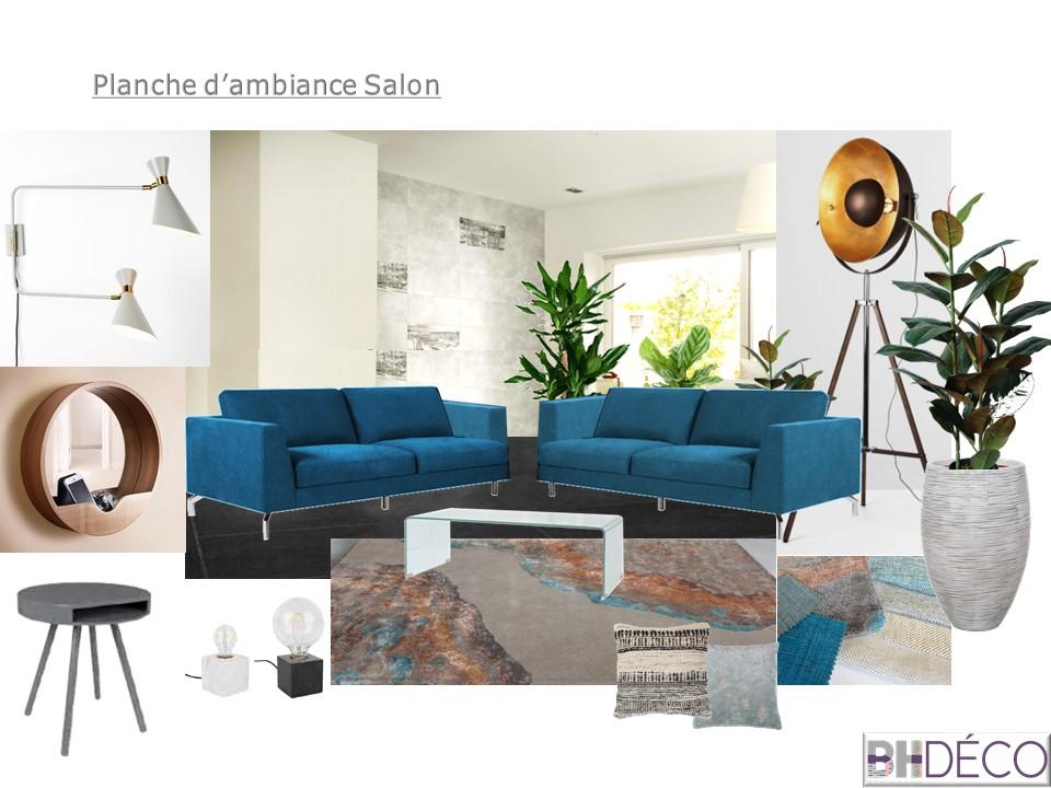 Planches d\'ambiance en décoration | BH Déco, Décoratrice ...