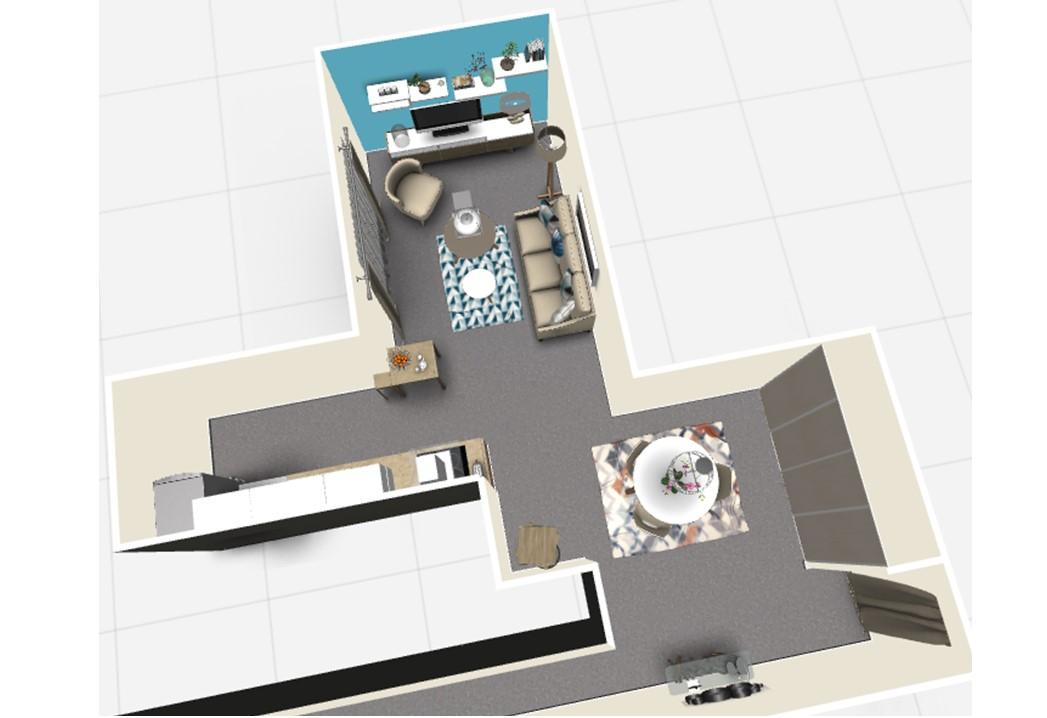 BH-Déco planches 3D séjour cuisine 1