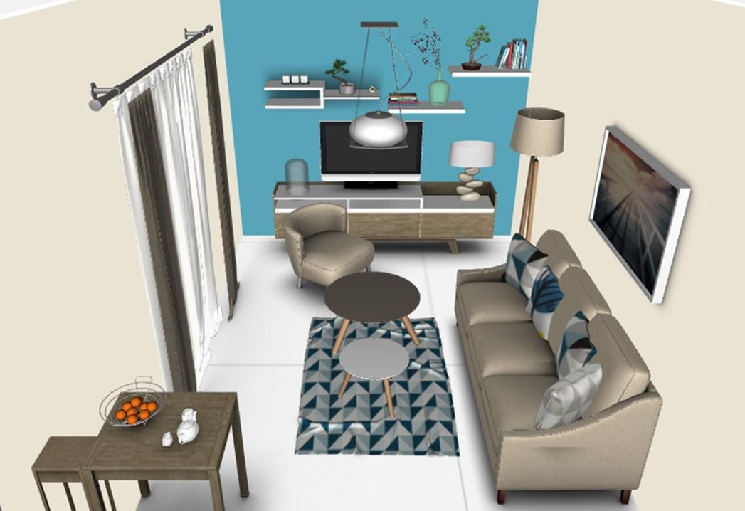 BH-Déco planches 3D séjour cuisine 10