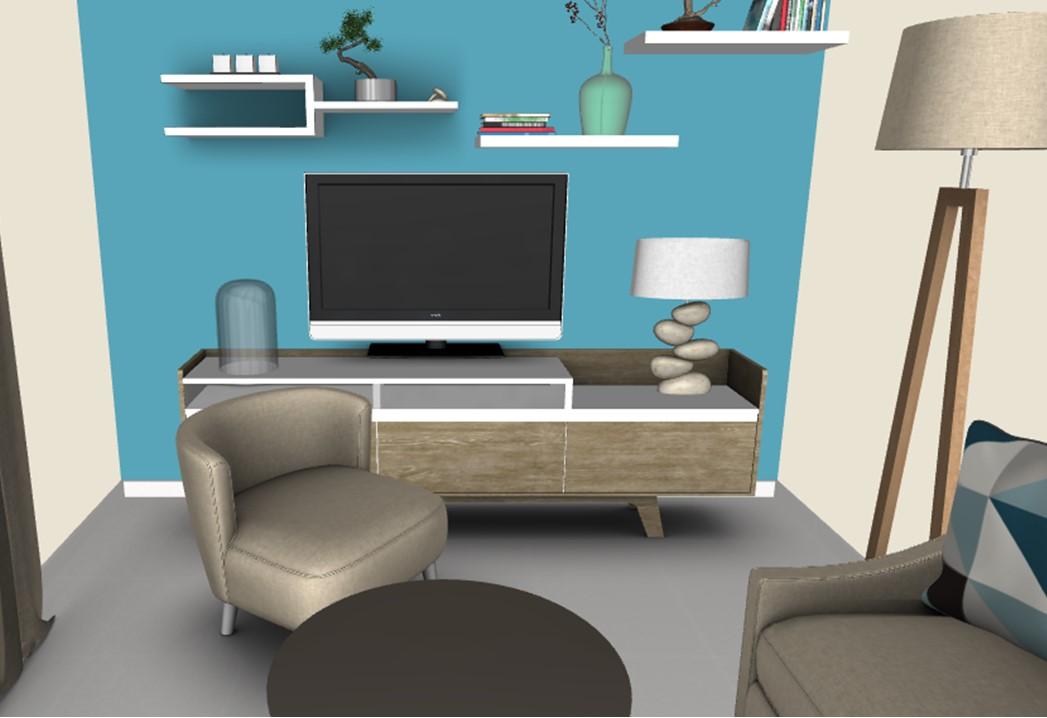 BH-Déco planches 3D séjour cuisine 11