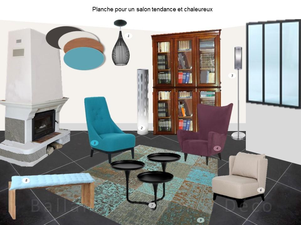 BH-Déco-rénovation - décoration- style classique 3