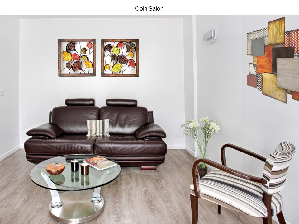 Appartement deco dco petit appartement appartement deco - Appartement decoration design glamour vuong ...