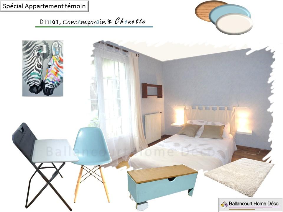 Ballancourt Home Déco appartement témoin bien vide Diapositive3