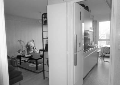 BH-Déco - Sylvie Samain - Appartement les Ulis Avant