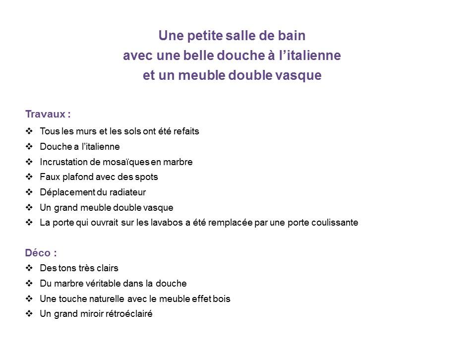BH-Déco Salle d'eau  dans le 92 Haut-de-Seine