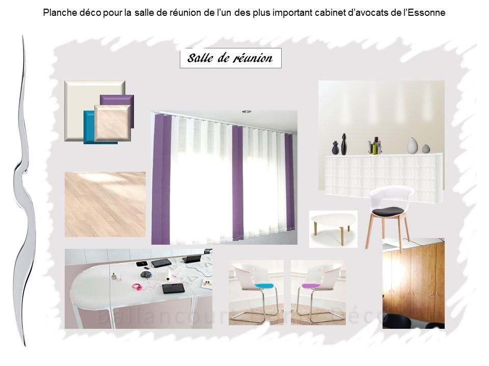 Diapositive10 Ballancourt Home déco planche  salle de réunion