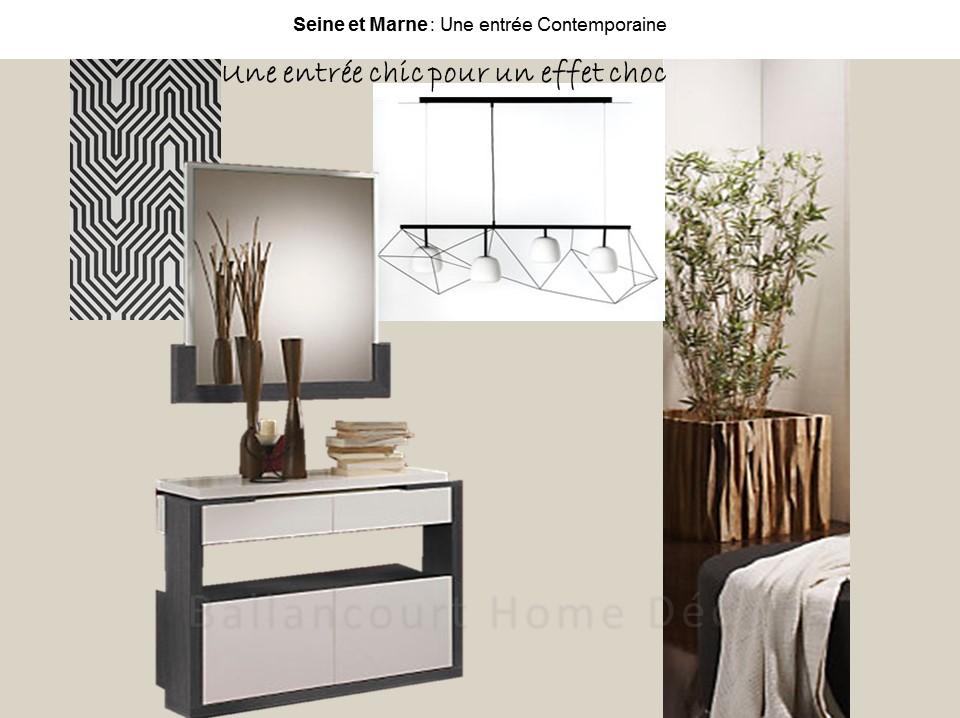 Diapositive17 Ballancourt Home Déco planche entrée moderne