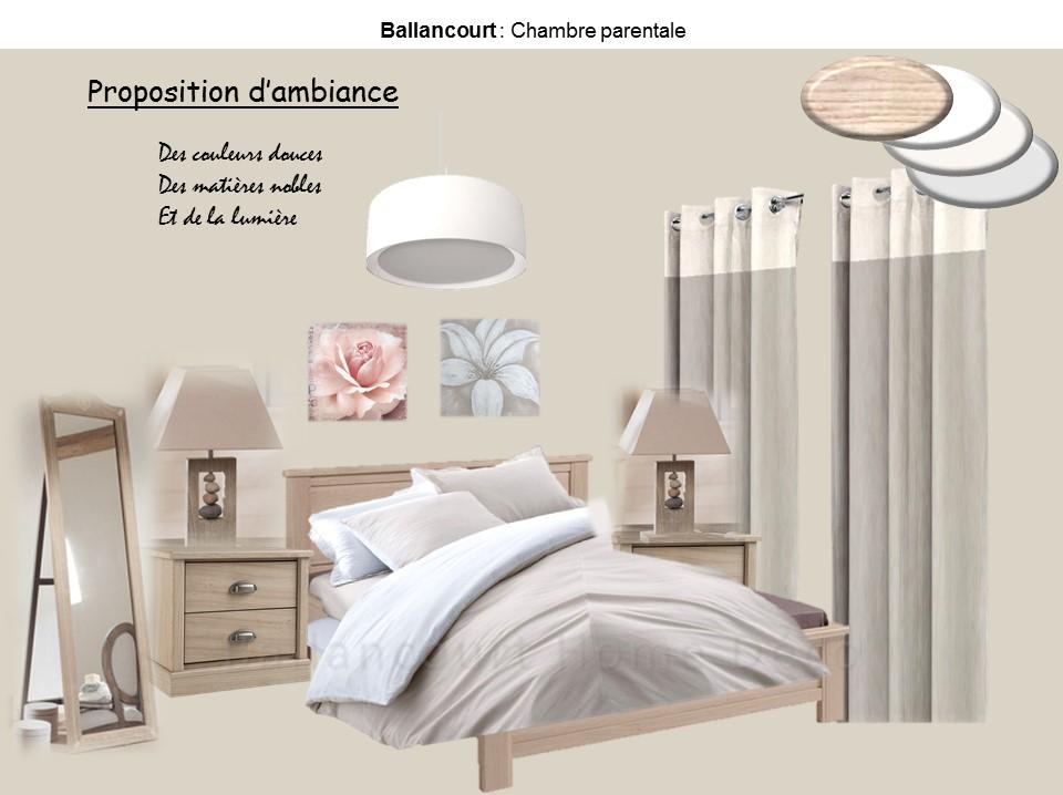 Diapositive27 Ballancourt Home déco planche chambre lin douce