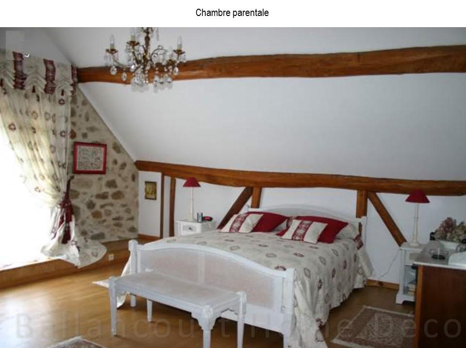 Ballancourt Home Déco Chambre