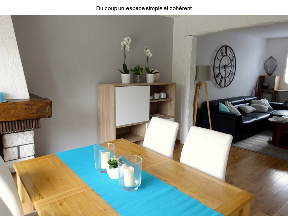 Home staging maison Yerres 9