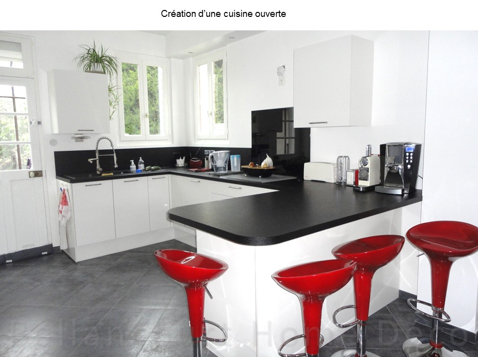 bh-deco - renovation -décoration- maison moderne 6